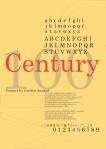 Century Typeface Ascender