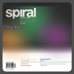 Spiral Graphic Design Promotional Cover Page