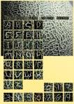 SaiDoe's Original Cantaloupe Typeface