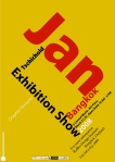 Jan's Exhibition Poster