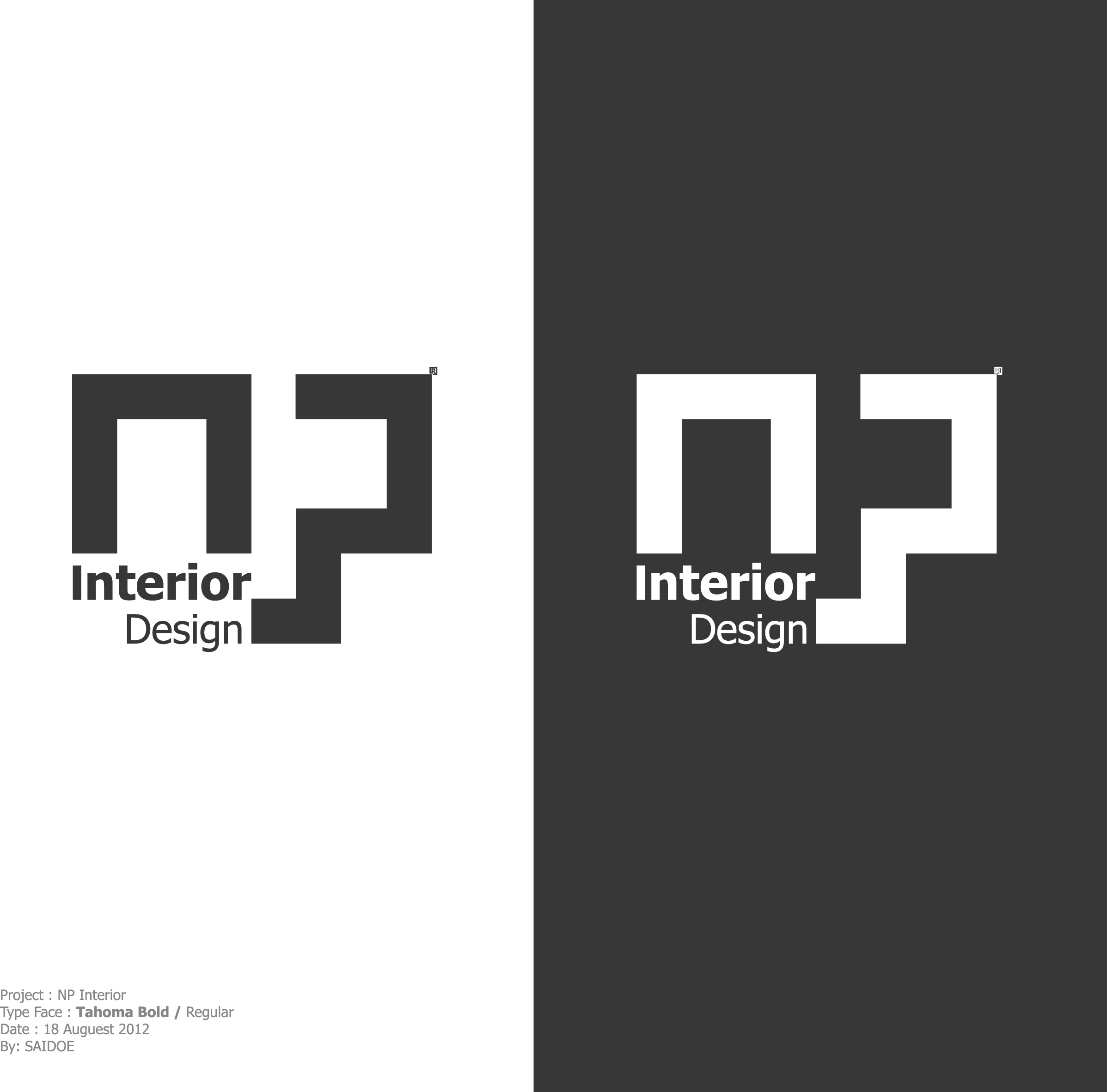 Interior saidoe for Interior designs logos